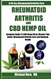 Rheumatoid Arthritis and CBD Hemp Oil: Complete