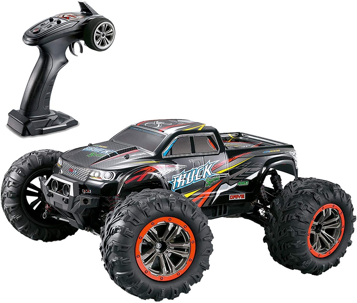 Radio Remote Control Truck With Charge