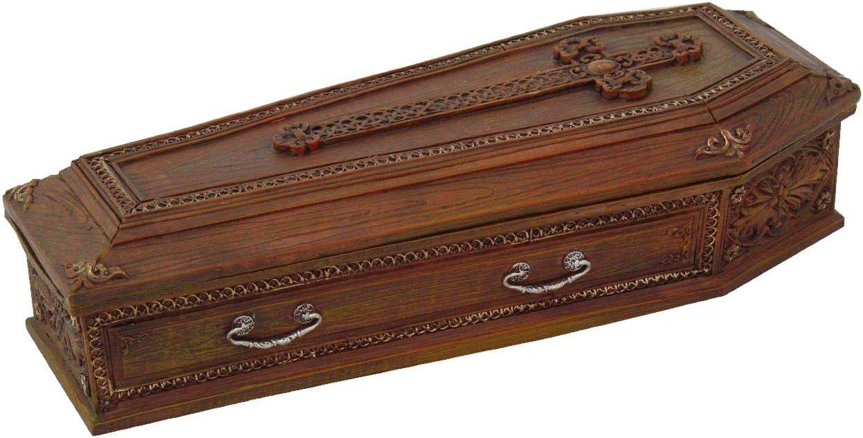 Gothic Card Coffin Gift Box Horror Coffins Coffin Box