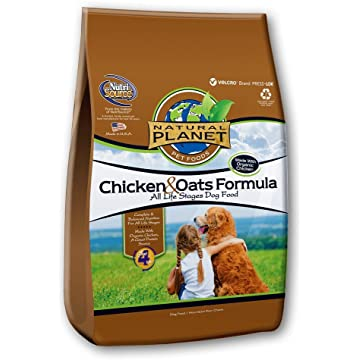 buy Natural Planet Chicken and Oats