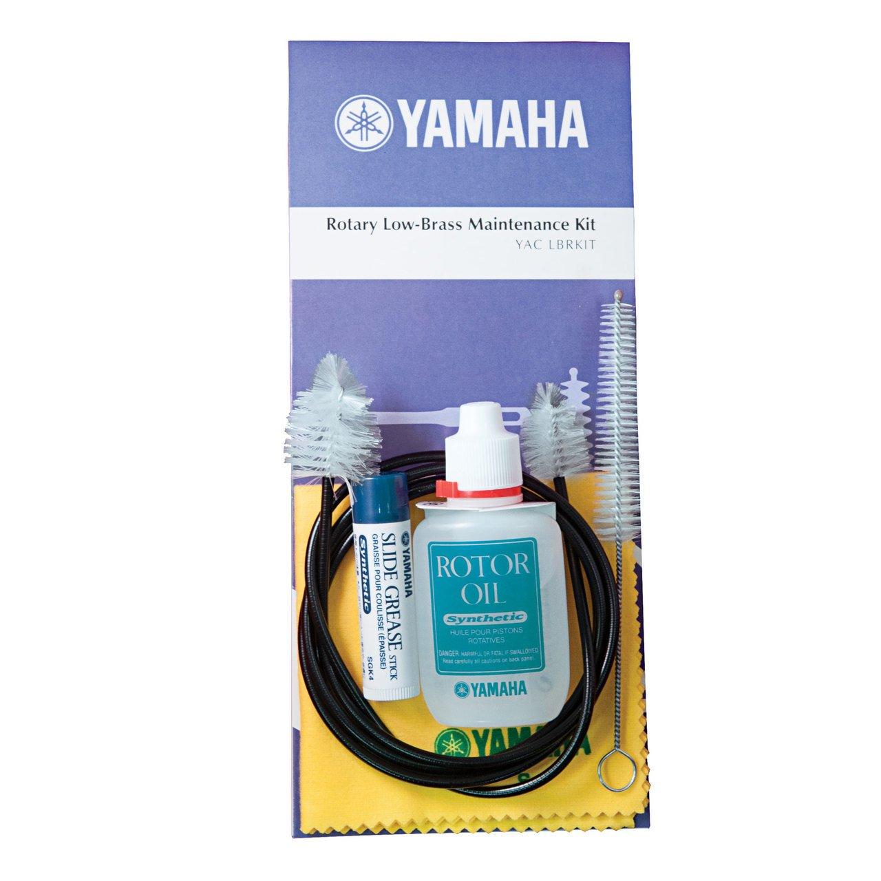 Yamaha YACLBRKIT Low Brass Rotary Valve Maintenance Kit