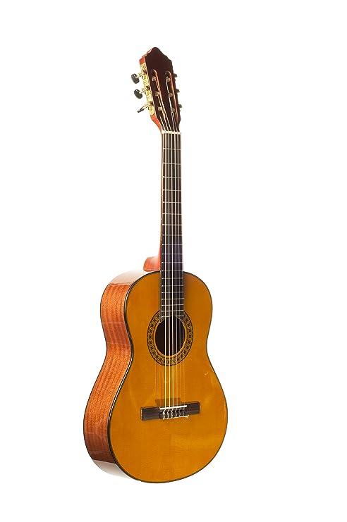 Barcelona CG35 - Guitarra clásica 3/4: Amazon.es: Instrumentos ...