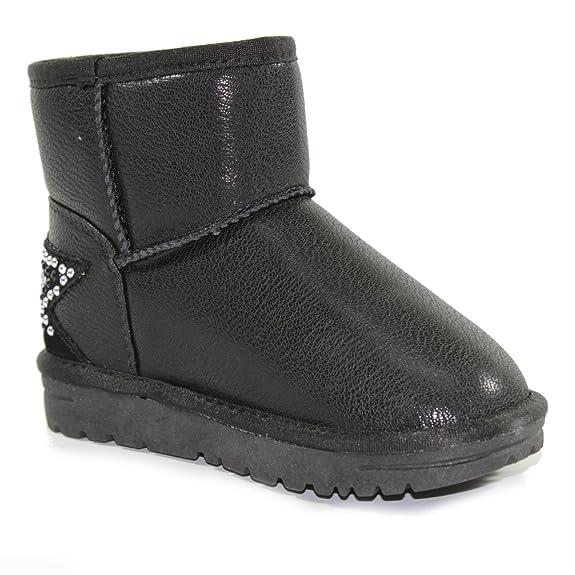 Botas Acolchadas para niñas LIU JO GIRL UL23284 Negro tamaño