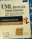 UML Distilled: A Brief Guide to Standard Object Modeling (Old Edition)