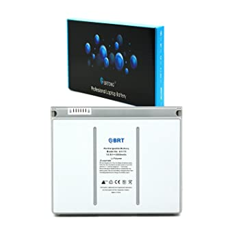 BRT alto rendimiento portátil Batería para Apple A1175 A1211 A1226 A1260 A1150 MacBook Super capacit Pro