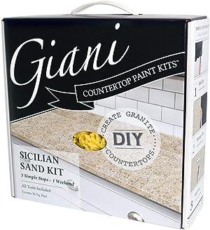 Giani Countertop Paint Kit (Sicilian Sand)