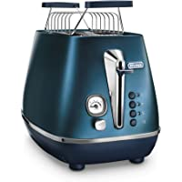 DeLonghi Distinta Flair Toaster, Prestige Blue, 2-Slice