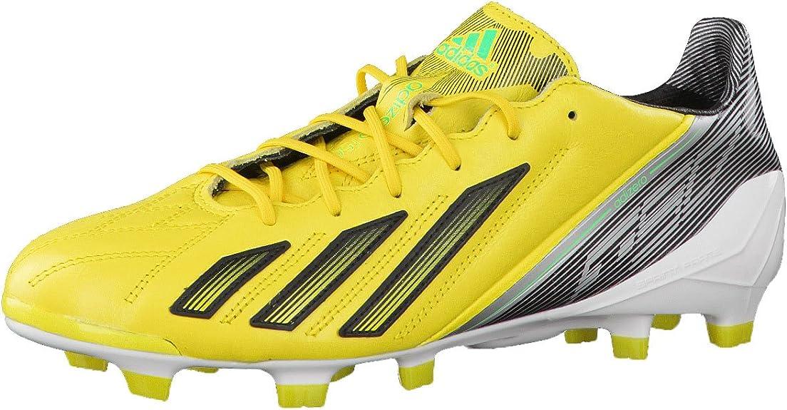 adidas Adizero F50 TRX FG Piel miCoach, Bota de fútbol ...