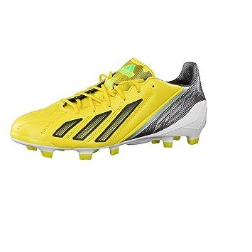4426e348e adidas F50 Adizero TRX FG Leather miCoach Bundle Yellow L44750