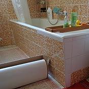 foliesen fliesenaufkleber weiss gl nzend 15cm x 15cm 200 st ck k che haushalt. Black Bedroom Furniture Sets. Home Design Ideas