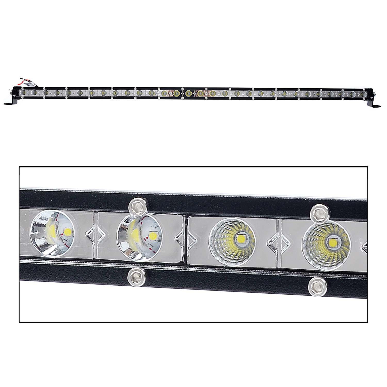 36W LED CREE Faro de Trabajo KAWELL Focos de Coche LED Todoterreno Off-Road led Luces Diurna Luz Focos Impermeable para cami/ón Quad Barco Tractor