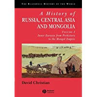 A History of Russia, Central Asia and Mongolia -  Inner Eurasia From Prehistory to the Mongol Empirev1