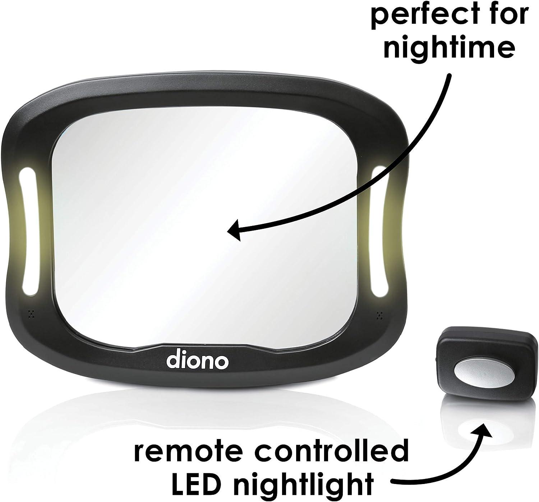 Diono 40112/Easy View Reboard Miroir
