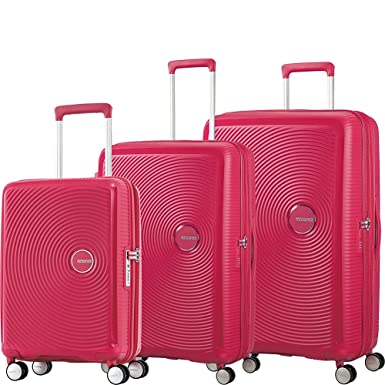3a3f682ba American Tourister Curio Hardside 3 Piece Set 20/25/29 with Spinner Wheels,