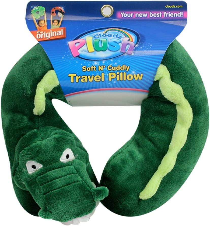 Cars Sola Genuine Disney Kids Travel Neck Pillow