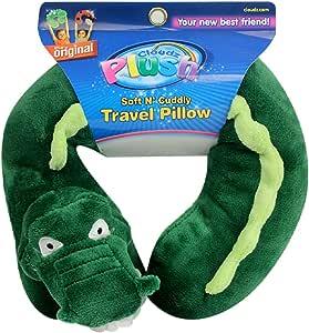 Cloudz Plush Animal Pillows - Alligator