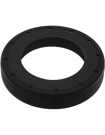 X AUTOHAUX Sello de Eje de Aceite TC de Doble Labio de Goma de 30mmx50mmx10mm para Coche