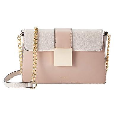 2edb1883861b0 Carpisa Crossbody Bag For Women - Light Pink  Amazon.ae