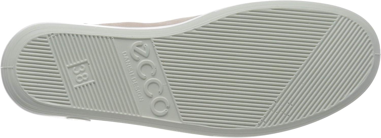 ECCO SOFT2.0, Sneaker Femme Rose Rose Dust 2118