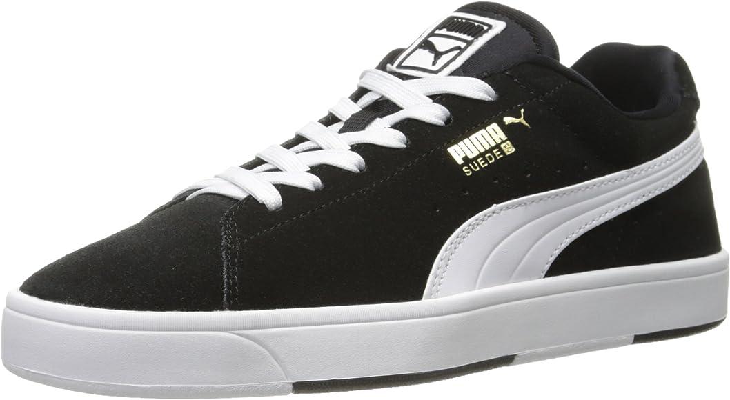 PUMA Suede S JR Sneaker (Little Kid