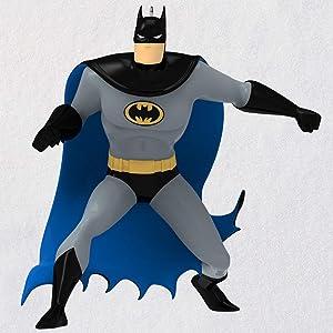 Hallmark Keepsake Christmas Ornament 2020, DC Comics Batman: The Animated Series The Legend Lives On Superhero Ornament