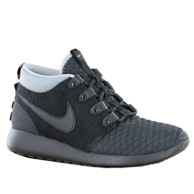 low priced 78a8f 307b0 Nike Roshe Run Sneaker Boot Men Trainers Black 615601 002, Size39