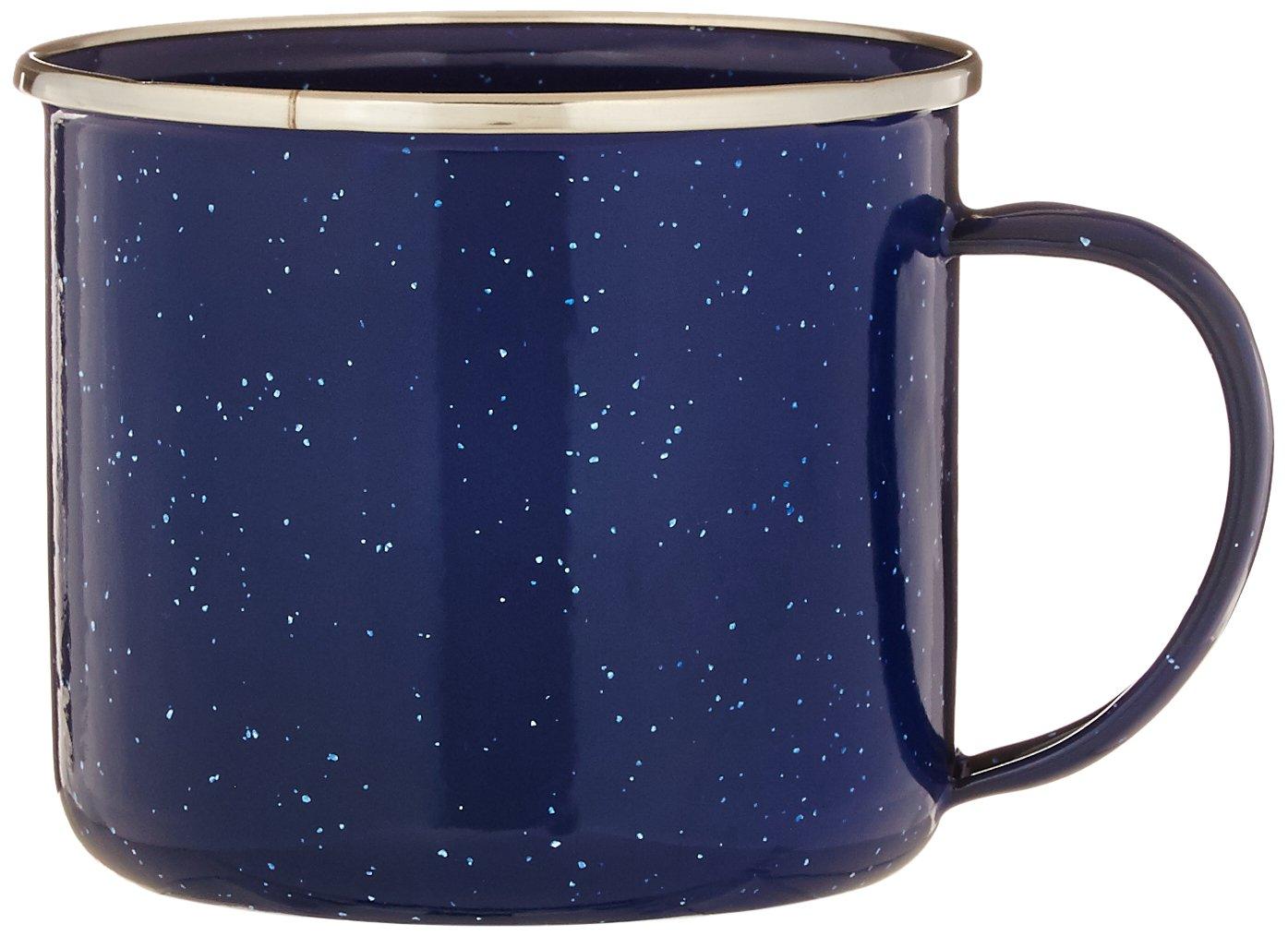 Ss Edge Enamel Coffee Stansport Mug zUMpqVLSG