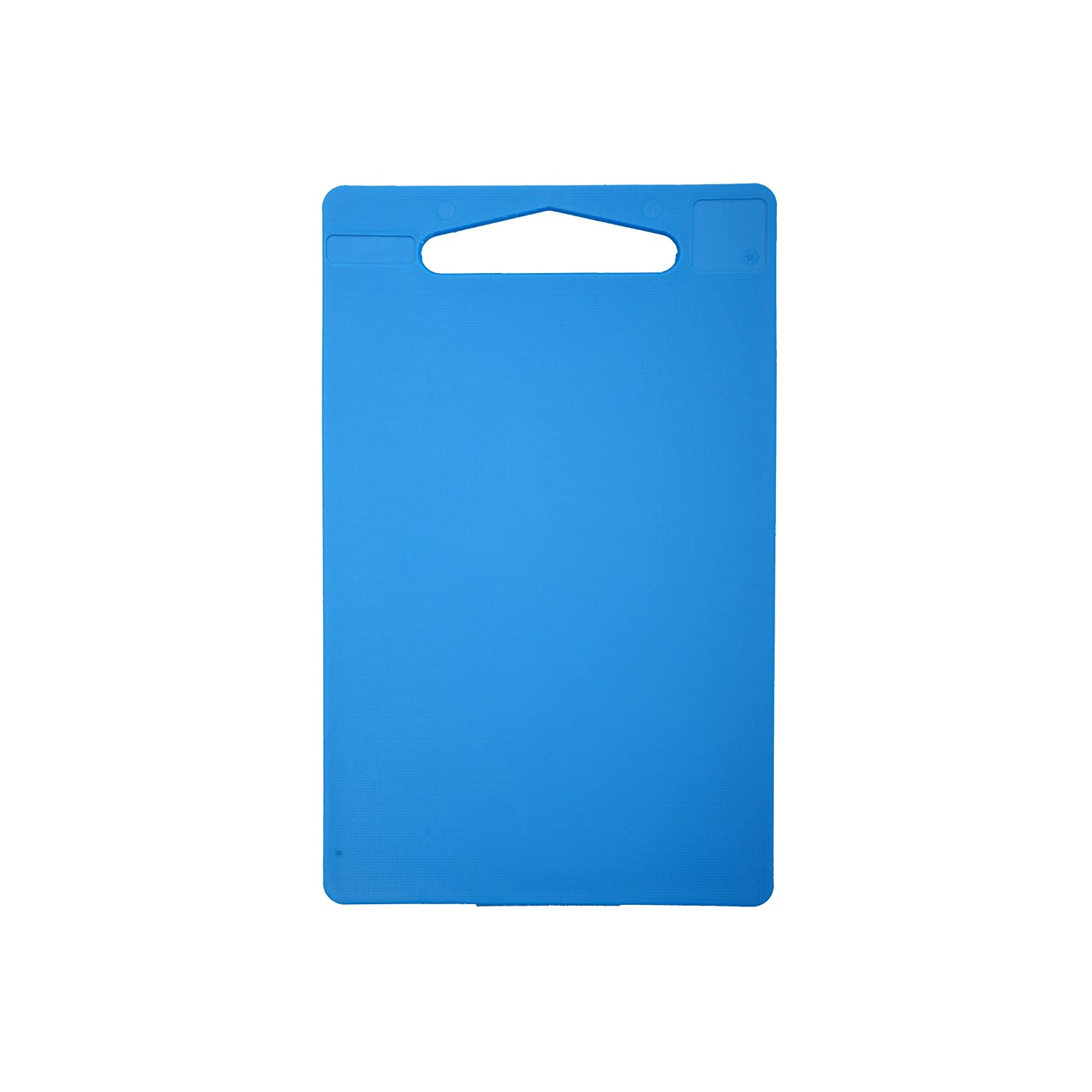 "Linden Sweden Anita Cutting Board with Handle - Safe for Meat and Produce, Won't Dull Knives - Slim, Lightweight Design for Easy Storage, Dishwasher-Safe, Sm, Blue, Small - 9,25"" x 6"""