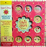 School Years Sweet Memories Deluxe Album Girl Book