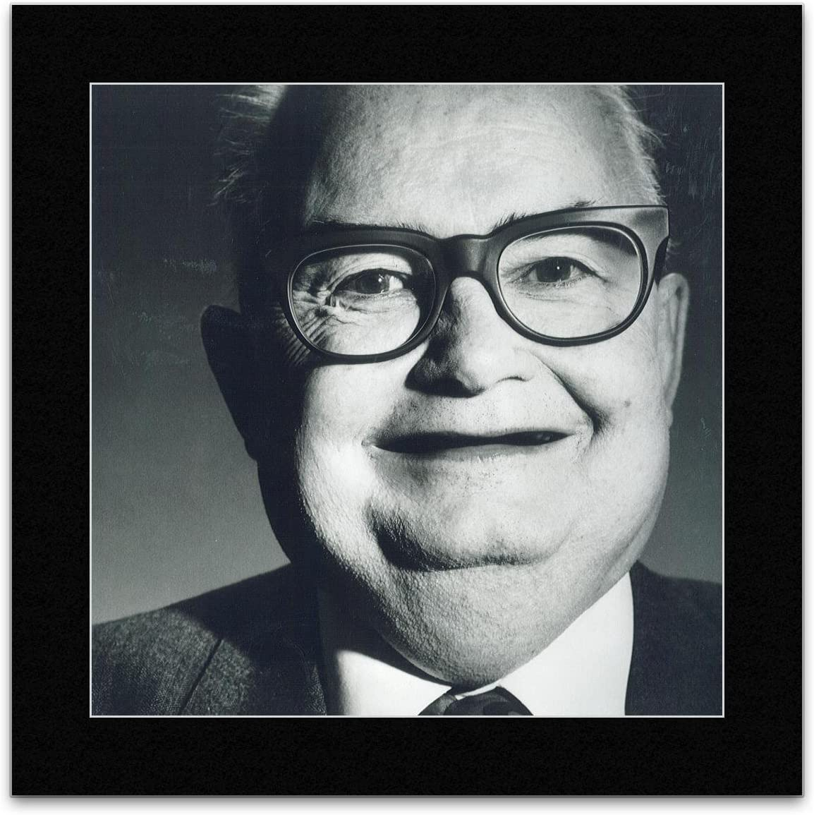 Larry Bud MELMAN - Glasses Mini Poster - 22.5x22.5cm: Amazon.ca ...