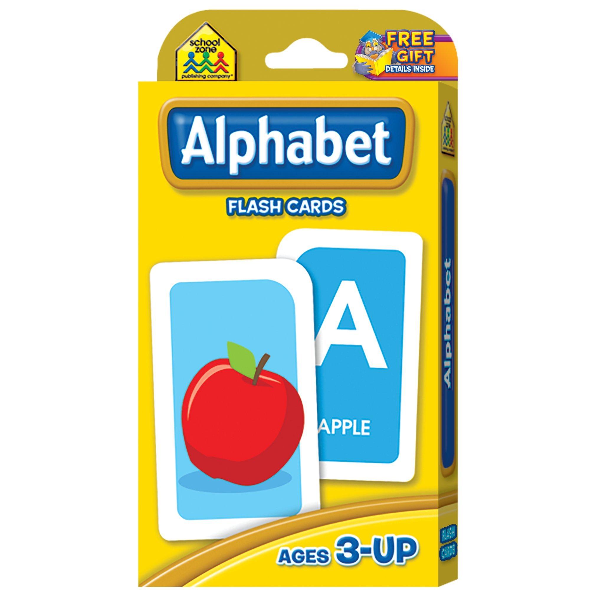 Alphabet Flash Cards product image