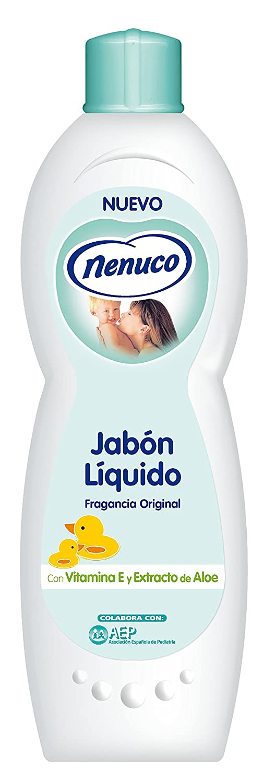 Nenuco - Jabón liquido mit Original-Duft - flüssige Seife - 650 ml Reckitt Benckiser