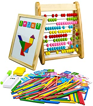 Educativo per Bambini//Apprendimento Magnetico Numeri /& Simboli per dai 3 ANNI PLUS