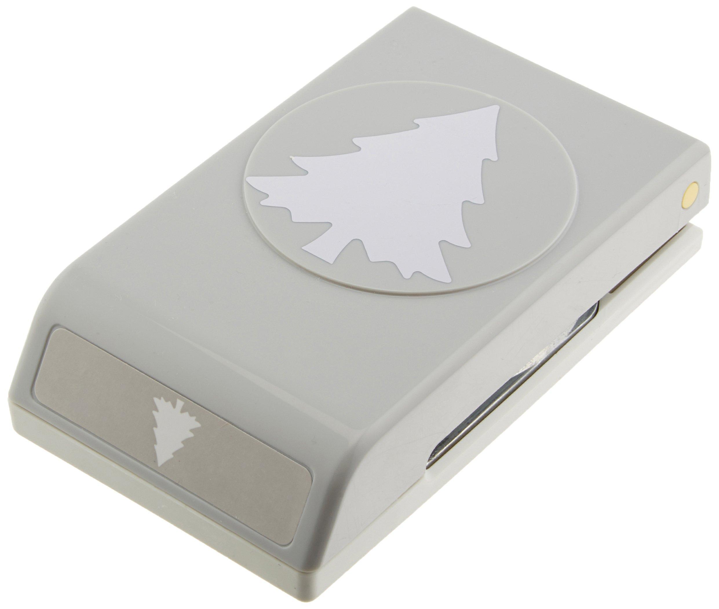 EK Tools Paper Punch, Large, Christmas Tree, New