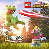 Lego Marvel Super Heroes 2: Champions Character Pack - PS4 [Digital Code]