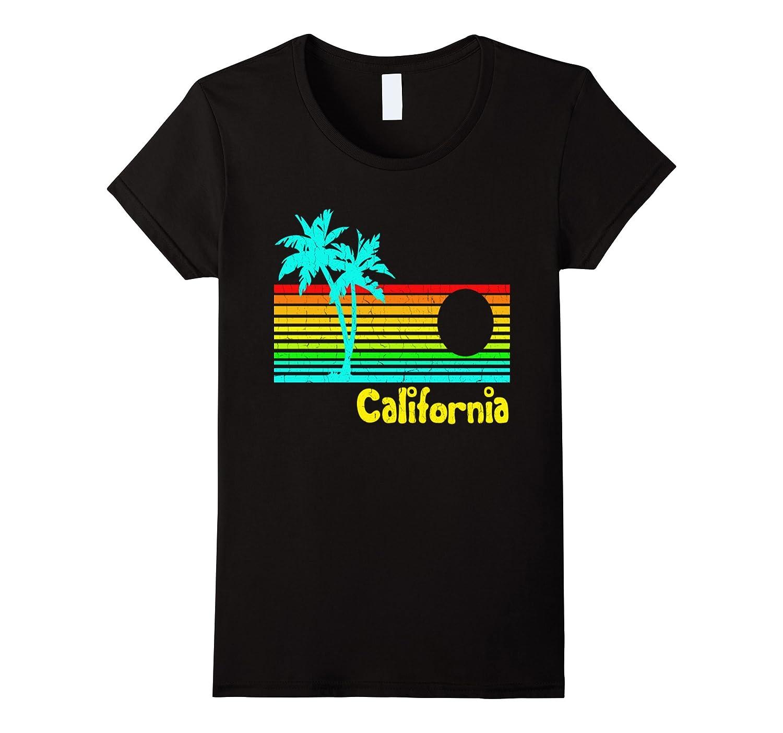 Reetro Vin Tage California Tshirt California Summer Outfit