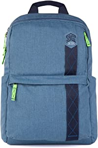 """STM Banks Backpack for Laptop & Tablet Up to 15"""" - China Blue (stm-111-148P-16)"""