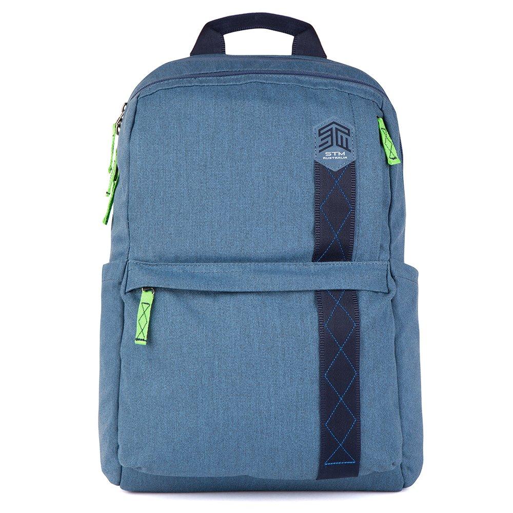 STM Banks Backpack For Laptop & Tablet Up To 15'' - China Blue (stm-111-148P-16)