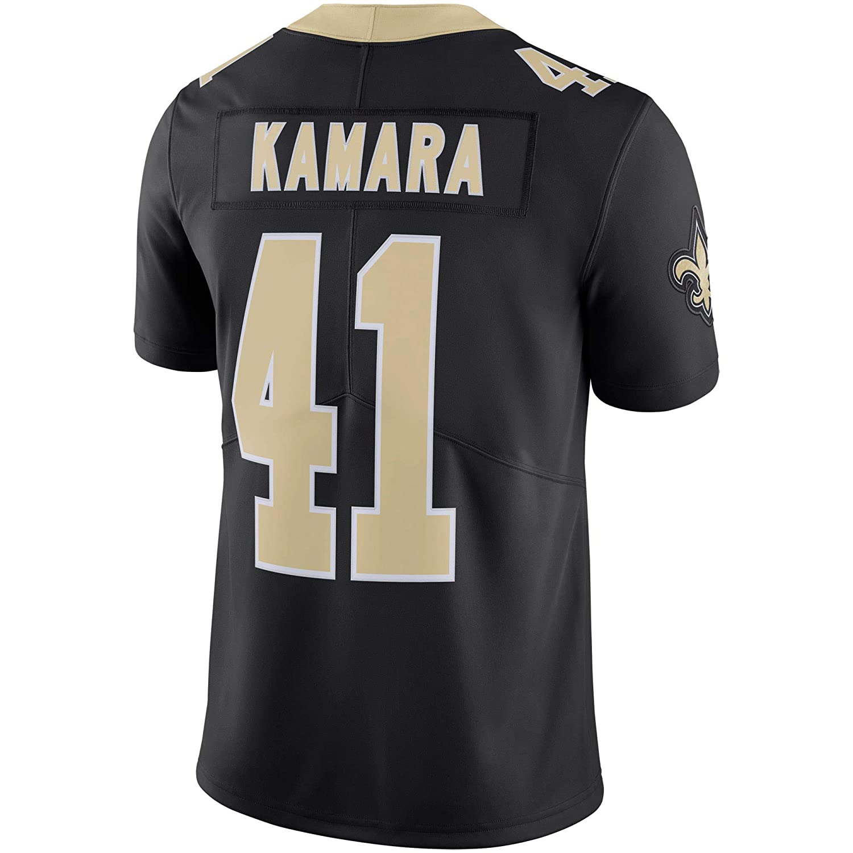 a0c5c41d9 Amazon.com   Mitchell   Ness Men s NFL Alvin Kamara New Orleans Saints  41  Jersey   Sports   Outdoors