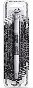 Wedding Acrylics Black Edible Food Pen for Cake Decorating