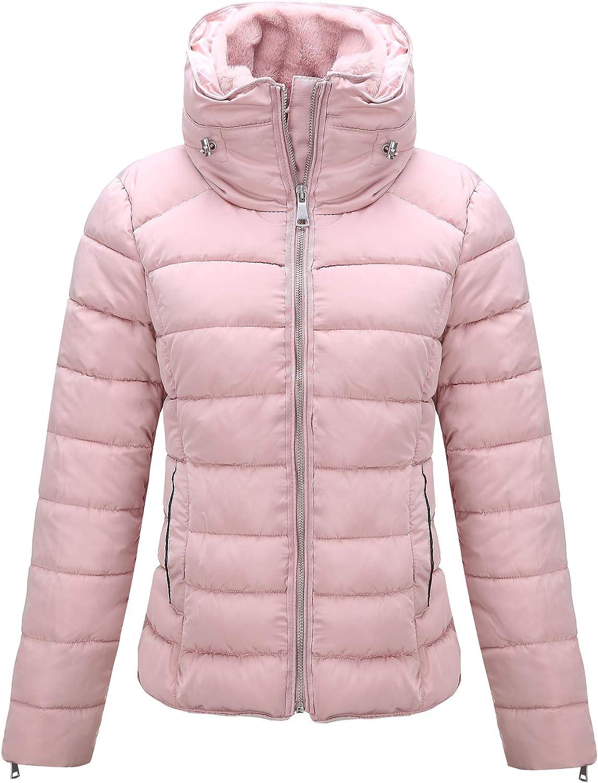 Light Pink X-Small Glamorous Womens Winter Moto Jacket