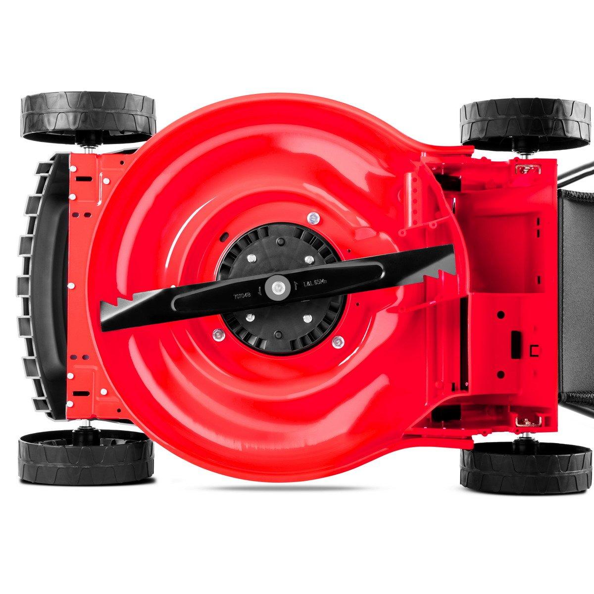 Greencut CCB40180 Cortacésped, 800 W, 40 V, Rojo: Amazon.es ...