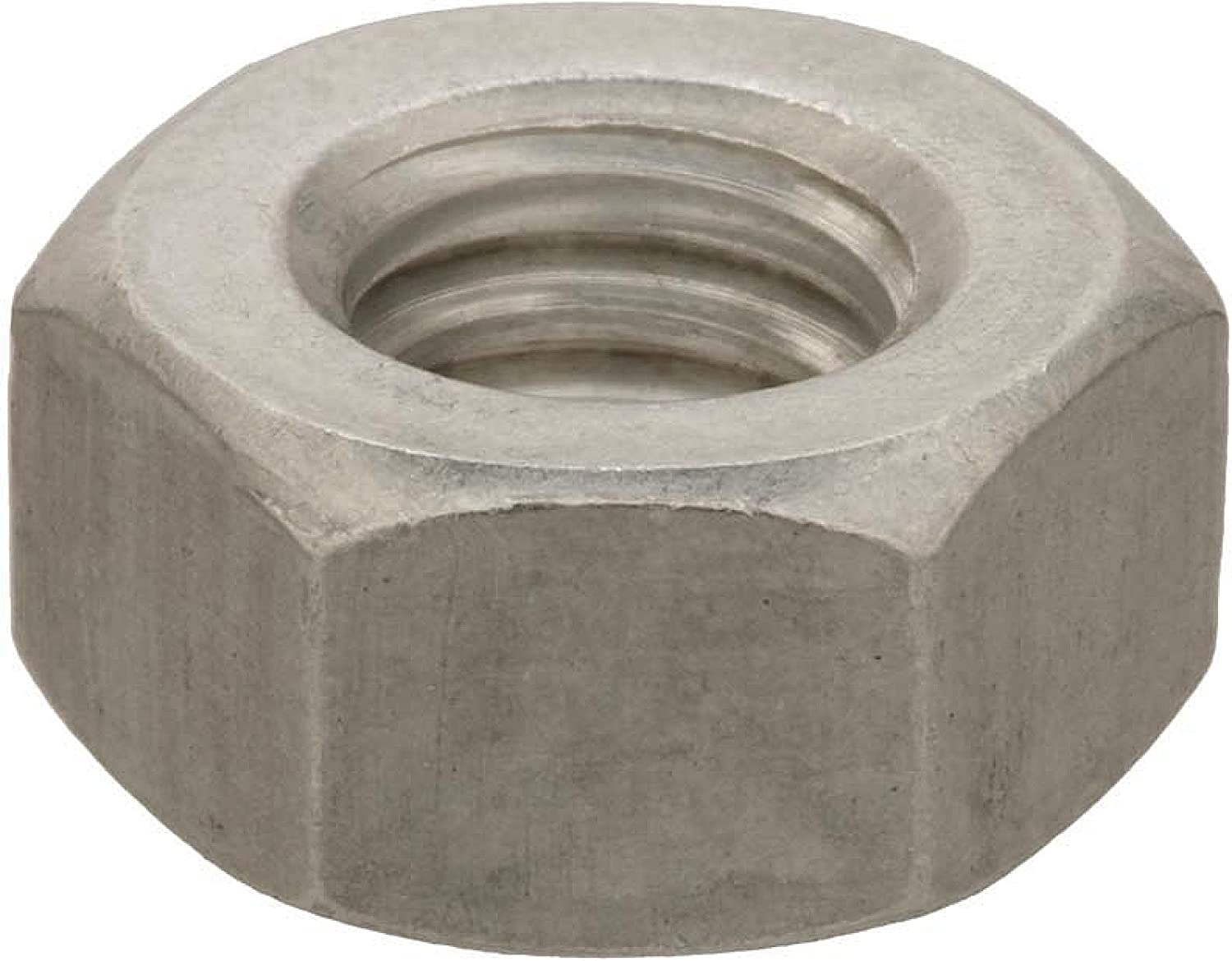50-Count Crown Bolt 07580 5//8 Inch Coarse Thread Hot Dipped Galvanized Steel Hex Nuts