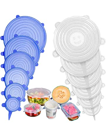 Amazon.es: Botes herméticos y accesorios: Hogar y cocina: Tapas ...
