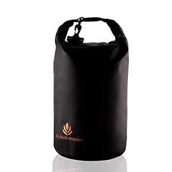 03610d49fc42 Tri Performance Waterproof 5L Bag Dry Sack With Roll Top Closure. Protect  Your Gear From