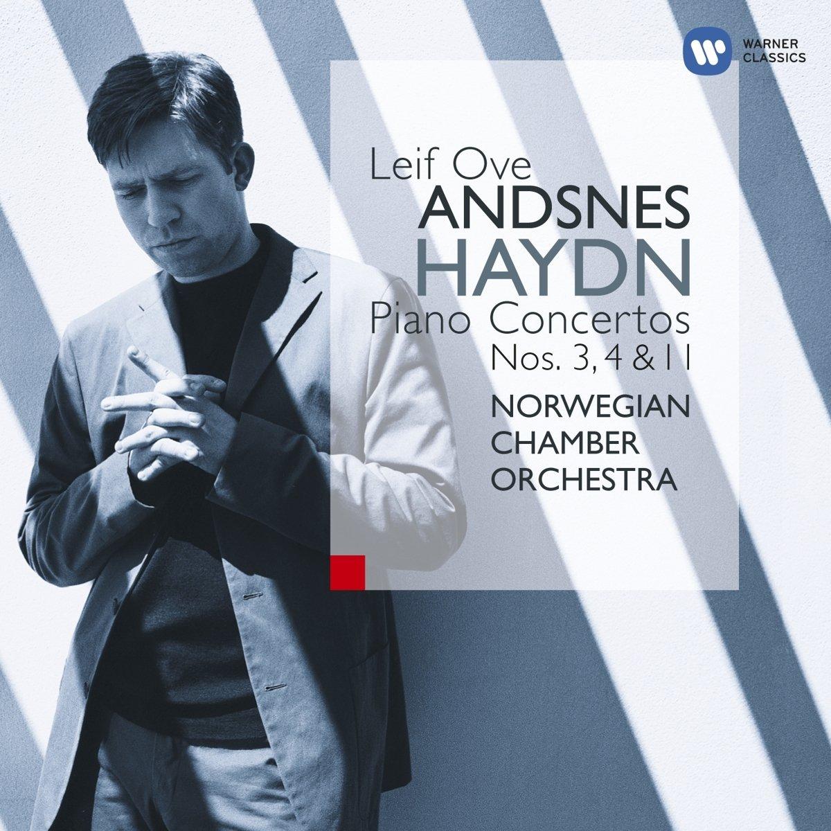 Haydn: Piano Concertos 3, 4 & 11