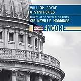 Boyce: 8 Sinfonien
