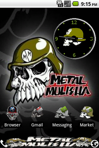 Amazon Metal Mulisha Theme Appstore For Android