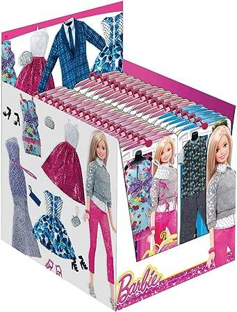 Mattel Dtf45 Vestiti Barbie De Luxe Assortimento 1 Pezzo Mattel Amazon It Giochi E Giocattoli