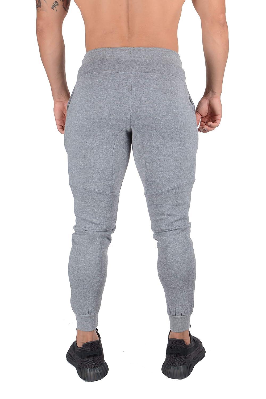 YoungLA Mens Slim Fit Joggers Sweatpants Gym Fitness Training 207